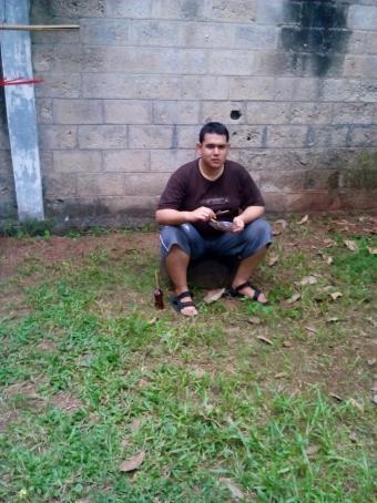Doni Irawan, 22, Indonesia