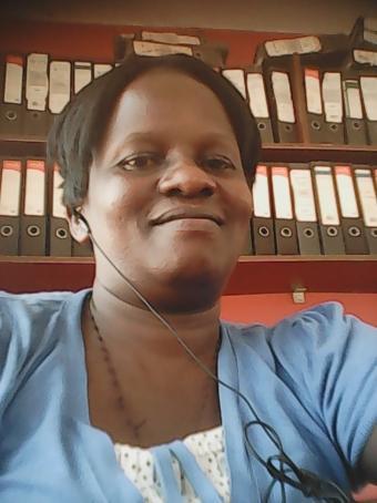 Annet, 44, Uganda