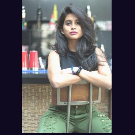 Preethi, 18, India