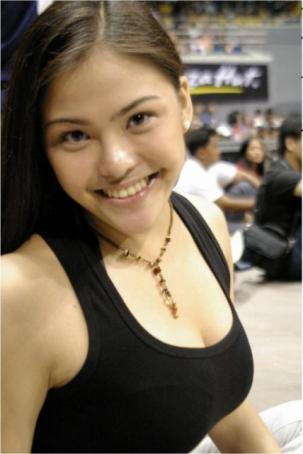 Pretty philippines girl