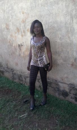 Roba Aisha, 33, Kenya