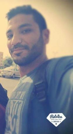 Soldier Gado, 26, Egypt