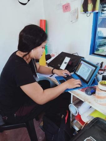 Ann Marie Ortaleza, 24, Philippines