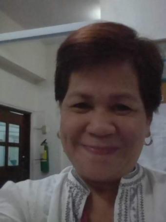 Lorna Gabales, 59, Philippines