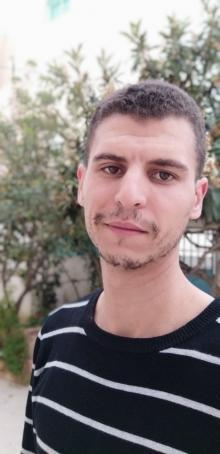 Ahmed Ak, 25, Tunisia