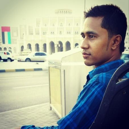 Arya 24 Years, United Arab Emirates