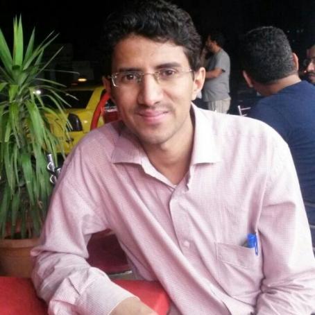 Hasan ALkhamesi, 27, Yemen