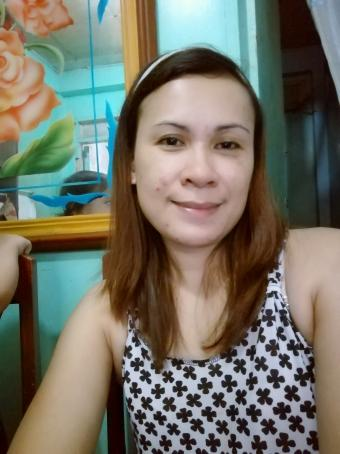 Maribeth Cajansa, 39, United Arab Emirates