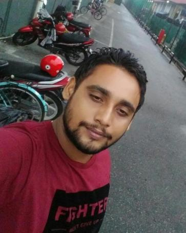 Vickysingh, 27, Malaysia
