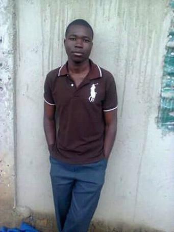 Joseph, 29, Uganda