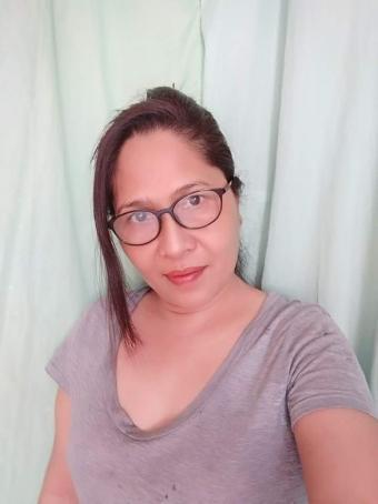 Mercy Diampon Upam, 51, Philippines