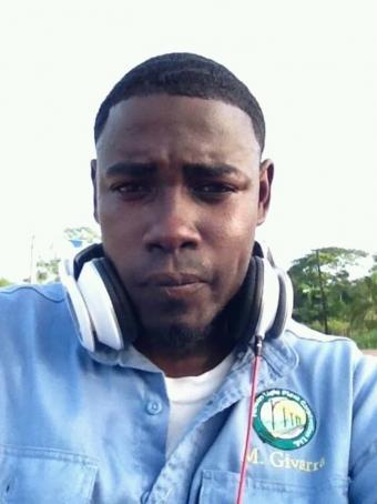 Marvin Givarra, 30, Belize