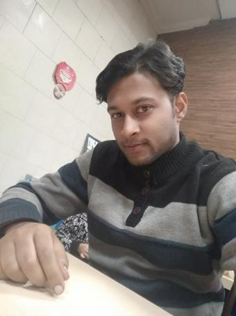 Ashutosh Tripathi, 24, India