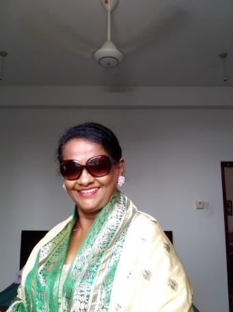 Ramanie, 50, Sri Lanka