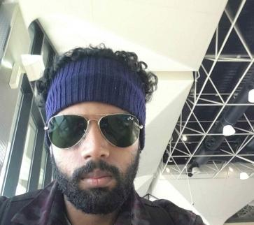 Allan, 29, India