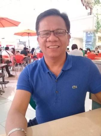Val Raras, 51, Philippines
