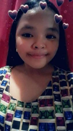 Crystal Claire Dugad, 18, Philippines