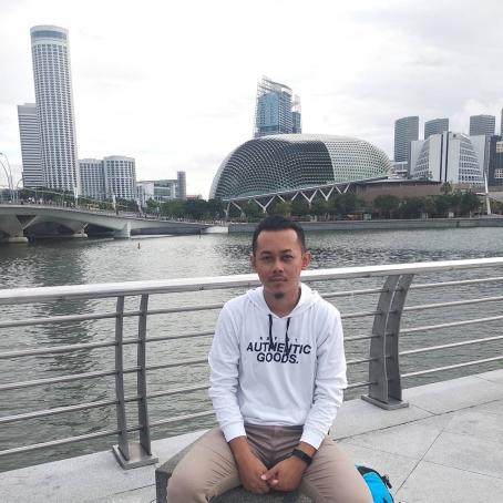 Isepburhan, 28, Indonesia