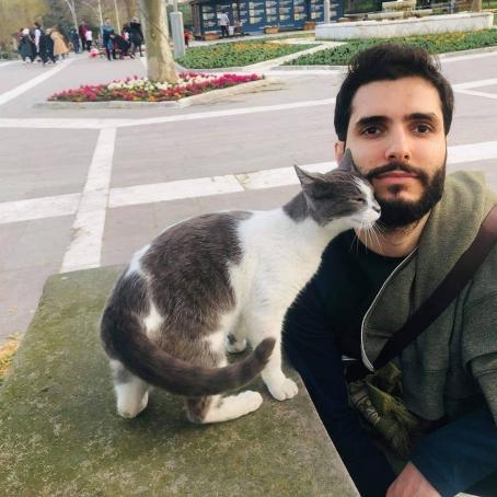 Aboothar Alrawi, 28, Turkey
