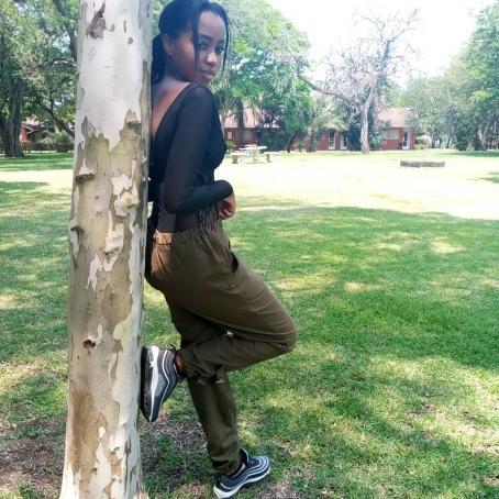 Portia, 21, Swaziland