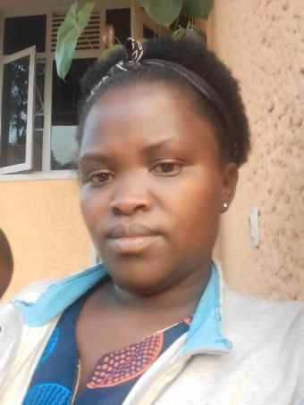Beata, 27, Rwanda