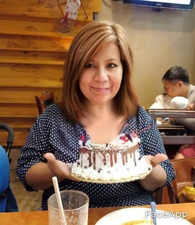 Jasmin Ramos, 60, Philippines