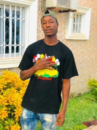 Saul Seckan, 20, Gambia