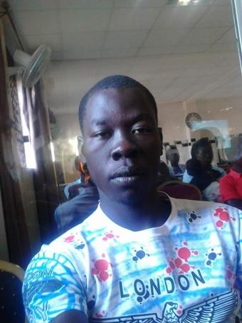 Okech Moses 23 Years,
