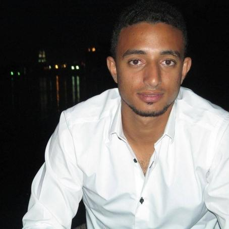 Ahmed Abdo 21 Years, Egypt