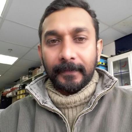 Jack, 39, India
